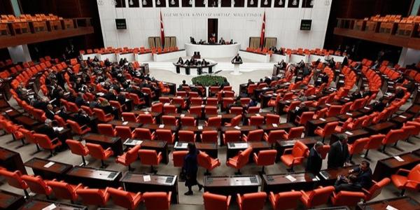 Terörle mücadeleye karşı yeni düzenleme Meclis'ten geçti