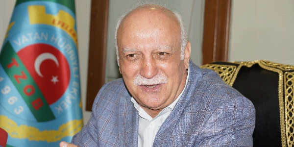 Şemsi Bayraktar hükumetten mazot, gübre ve yemde yeni destek istedi