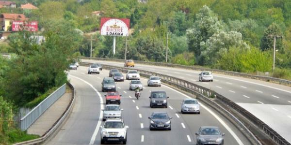 TEM'in Sakarya- İzmit arası 3 Ağustos'a kadar ulaşıma kapanacak