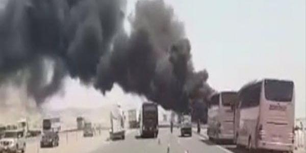 Diyanet'ten Medine'deki kaza ile ilgili açıklama: İddialar asılsız