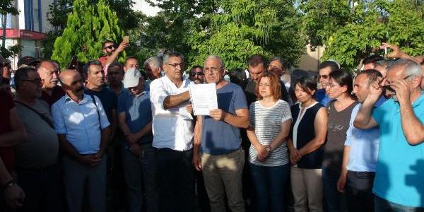 Tunceli'de Valilik kararı ile gelen festival yasağına tepki