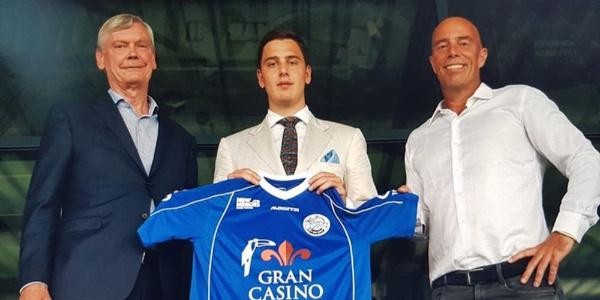 24 yaşındaki Rus işadamı Hollanda'da takım satın aldı