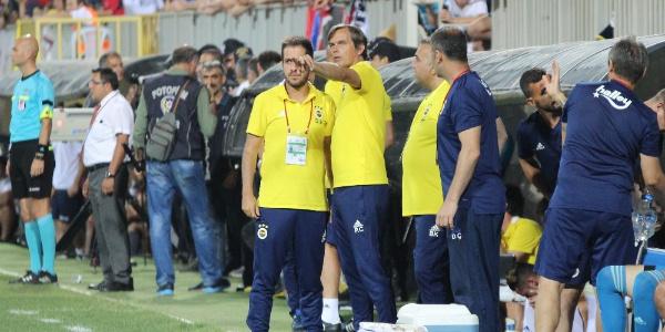 Fenerbahçe'nin Benfica maçı öncesi Phillip Cocu'dan transfer çıkışı