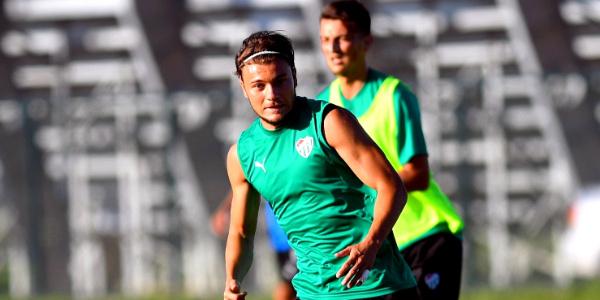 Samet Aybaba'lı Bursaspor transferde son sürat