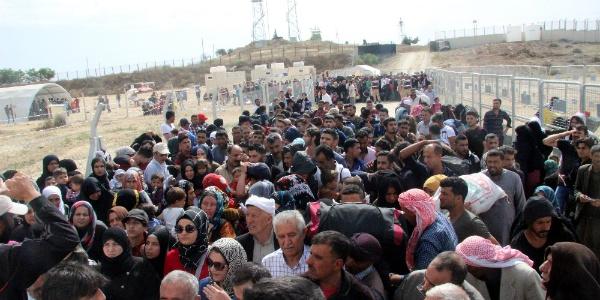 Kilis Valiliği'nden Suriye uyruklulara Kurban Bayramı duyurusu