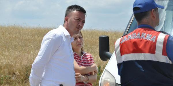Eskişehir'de polisin gasp ettiği para tüplü televizyondan çıktı