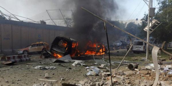 Afganistan'da yol kenarında bombalı tuzak: 11 ölü, 31 yaralı