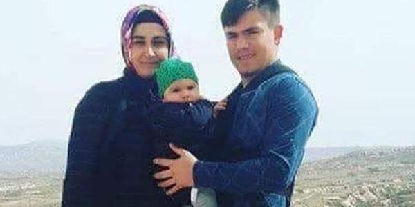 Sivas Şarkışla'da büyük yas: Asker eşi ve bebeği katledildi