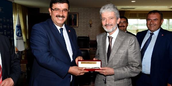 Ankara Büyükşehir Belediye Başkanı Tuna'dan 150 C Plaka açıklaması