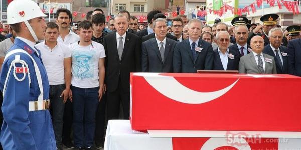 """Erdoğan, Astsubay eşi ve çocuğunun cenazesinde  idam için """"Gelirse onaylarım"""" dedi"""