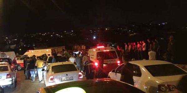 Filistin'in El Halil kentinde araç içinde 2 ceset bulundu