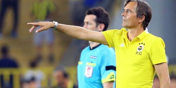 Fenerbahçe hocası Cocu'dan Cagliari galibiyeti sonrası açıklama