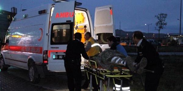 Çorum Osmancık'ta 2 otobüs çarpıştı: 13 yaralı