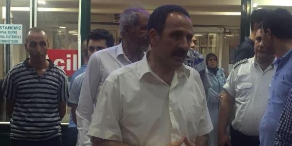 Beyin felci geçiren CHP Tunceli Milletvekili Şaroğlu ile ilgili hastaneden açıklama
