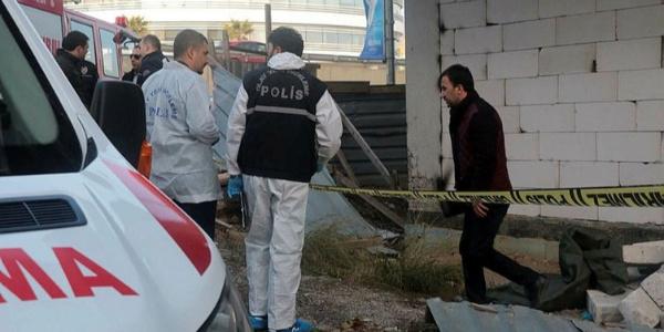 Konya'da cinnet geçiren babanın elinden 4 çocuğunu polis kurtardı