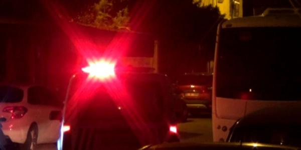 Hatay'da tacizciyi vatandaşın elinden polis zor kurtardı