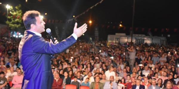 Adanalılar Kızıldağ Yaylası'nda Orhan Hakalmaz'la  coştu
