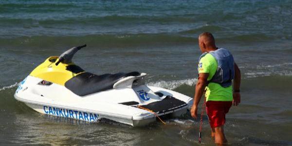 Sakarya sahillerinde 60 günde 1354 kişi boğulmaktan kurtarıldı