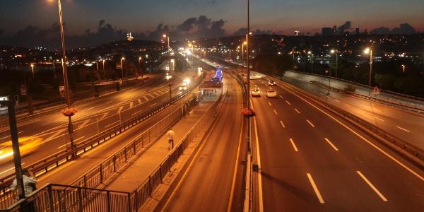 Haliç Köprüsü'nde trafik normale döndü