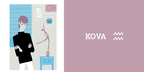 Hande Kazanova 6 - 12 Ağustos 2018 haftası Kova burcu yorumu