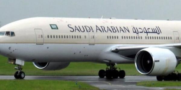 Suudi Arabistan Havayolları Kanada uçuşlarını askıya alacak