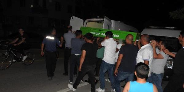 Çorum'da PTT çalışanı başından vurulmuş halde bulundu