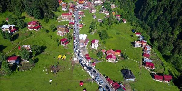 Türkiye'nin en gözde mesire yeri Ayder Yaylası'nda kentsel dönüşüm