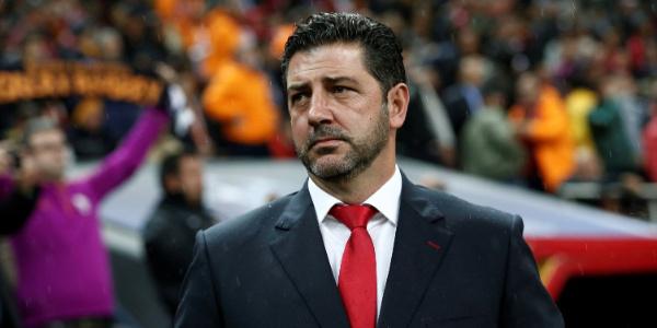 Benfica Teknik Direktörü Rui Vitoria: Fenerbahçe beraberliğe oynadı