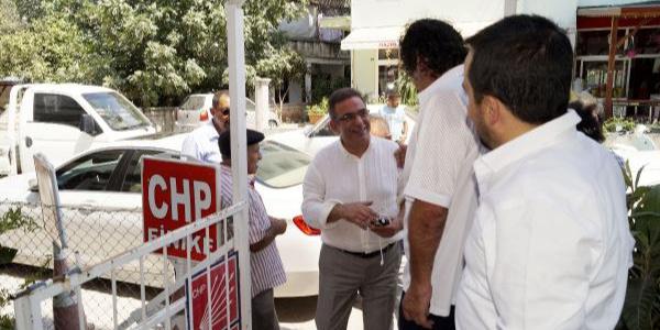 CHP'li Çetin Osman Budak'tan geri çekilen imzalarla ilgili açıklama
