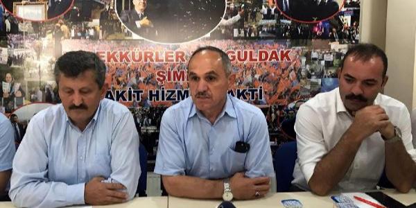 AK Parti'den erken yerel seçim için CHP'ye açık çek
