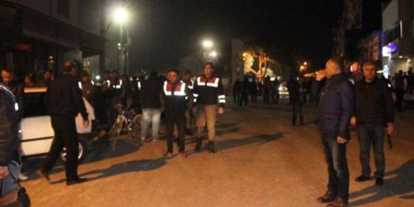 Denizli'de tehlikeli gerginlik: Mahalleli ile Suriyeliler birbirine girdi