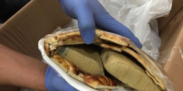 Van'dan İstanbul'a çörek arası eroin sevkıyatı