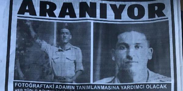 Ürdünlü torun, Diyarbakırlı dedesinin gerçek ismi ve yakınlarını gazete ilanı ile arıyor