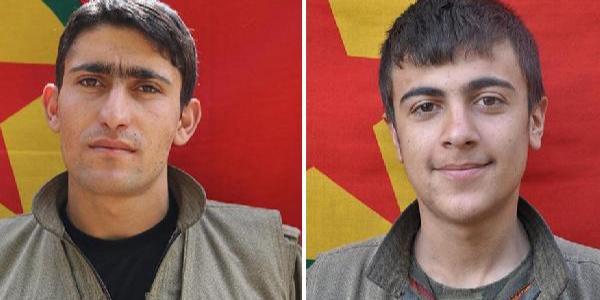 Öldürülen PKK'lı, şehit 5 güvenlik görevlisinin faili çıktı