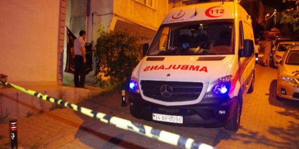 Ataşehir'de 23 yaşındaki şahıs evin 3. katından düşüp öldü