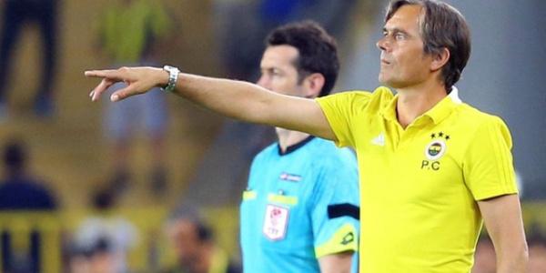 Fenerbahçe'nin hocası Phillip Cocu: Kalple güzel ama kafa da lazım