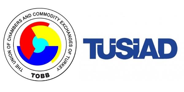 TOBB ve TÜSİAD'dan ekoromik durumla ilgili ortak açıklama