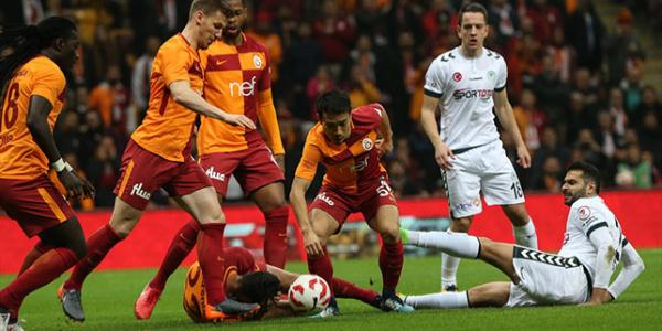 PFDK, yeni sezonun ilk cezasını Galatasaray'a kesti