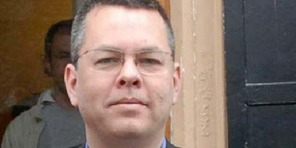 Rahip Brunson'ın avukatının itirazına üst mahkemeden ret
