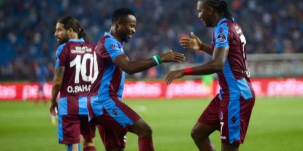 Trabzonspor, Demir Grup Sivasspor'u rahat geçti 3-1