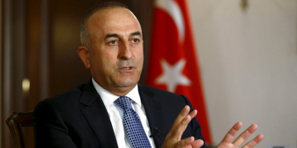 Bakan Mevlüt Çavuşoğlu'ndan Münbiç açıklaması: Türkiye ve ABD birlikte karar verecek