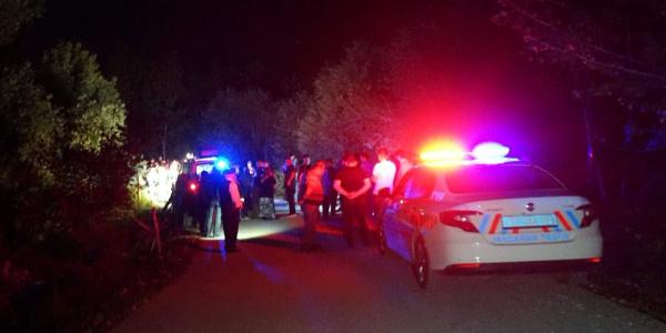 Kastamonu'da motosiklet sürücüsü dereye uçtu:1 ölü