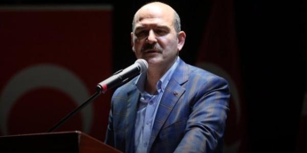Bakan Süleyman Soylu'dan ABD Büyükelçiliğine saldırı ile ilgili açıklama