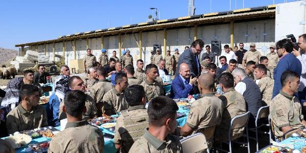 Cumhurbaşkanı Erdoğan'dan Süleyman Soylu vasıtası ile Kato kahramanlarına selam