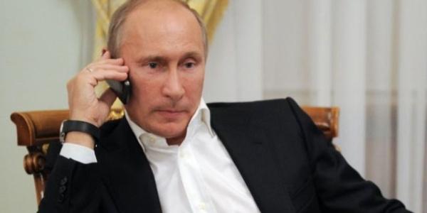 Putin ve Ürdün Kralı ile Suriye meselesini görüştü