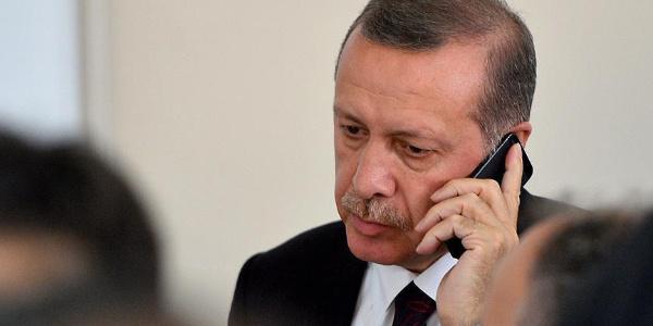 Cumhurbaşkanı Erdoğan'dan bayram için telefon mesaisi