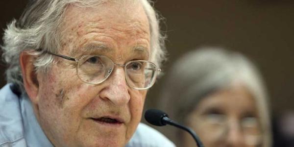 Yahudi asıllı filozof Noam Chomsky'den ABD'ye İsrail uyarısı