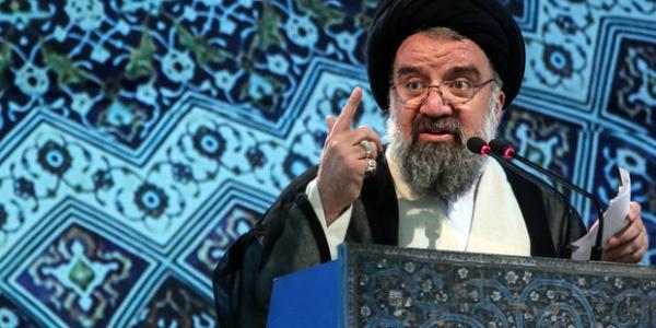 Hatemi'den ABD ve İsrail'e tehdit:  İkisini de vururuz