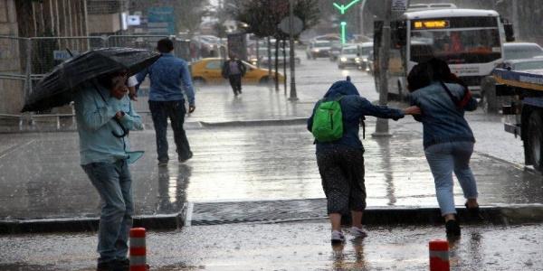 Kars, Ardahan ve Erzurum'a sağanak yağış uyarısı