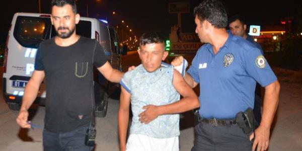 17 yaşındaki araç hırsızı yol kontrolü yapan polisten kaçamadı